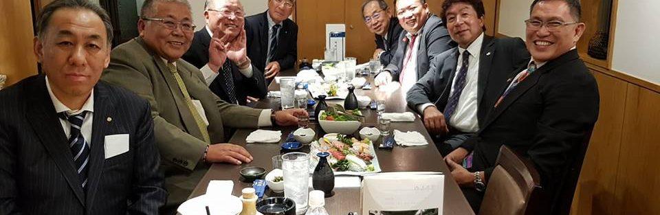 RCCPC Dinner 2 : Tatebayashi Special
